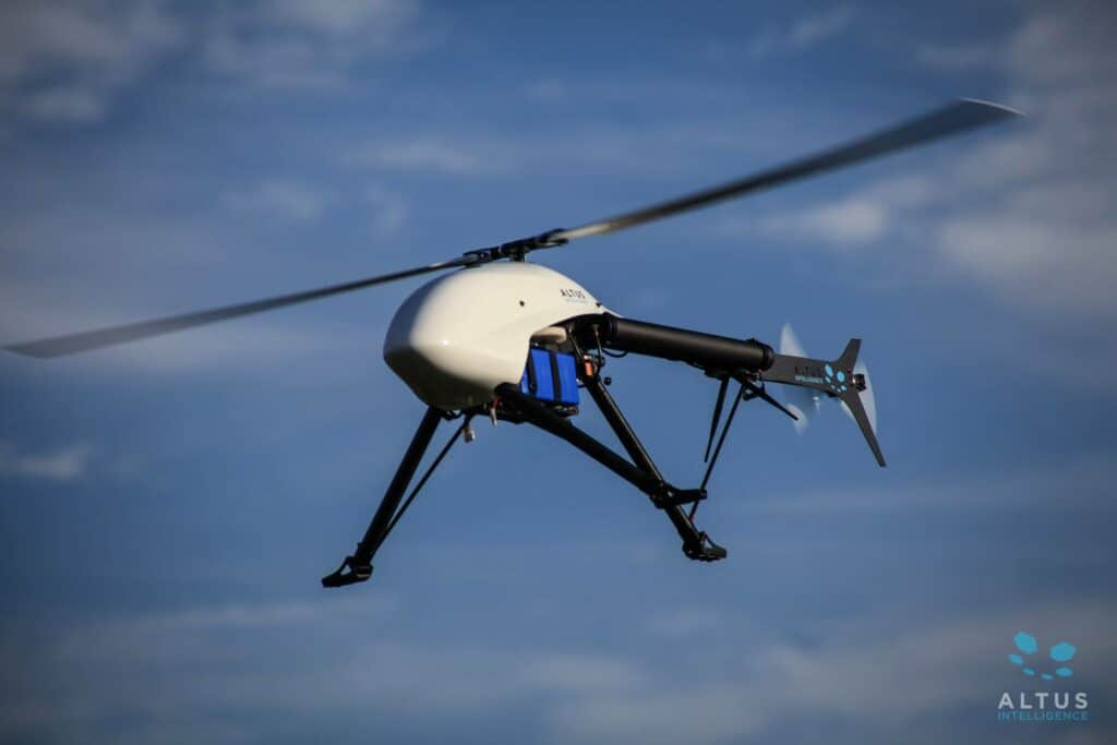 Colorado Firm's UAVs Capable of Delivering Data Density 5X Greater Than Manned Alternatives
