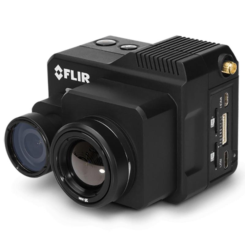 FLIR Duo Pro R Dual-Sensor Thermal Camera 640x512 25mm 30Hz