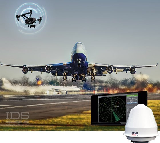 no-drone-counter-uas-airport-radar-system